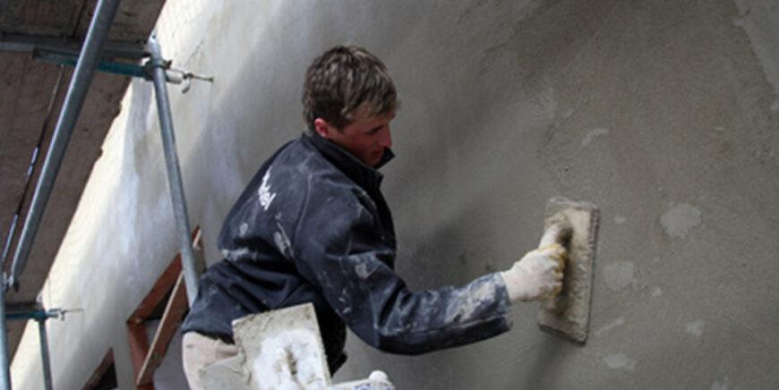 Putz- & Fassadenarbeiten