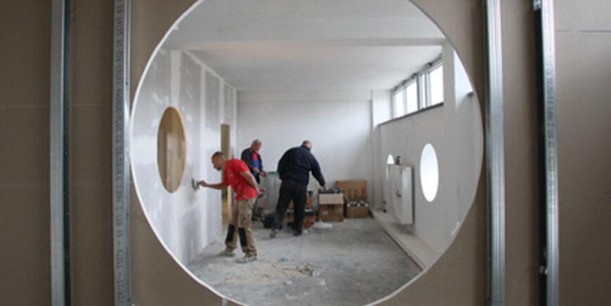Trockenbau / Innenbau